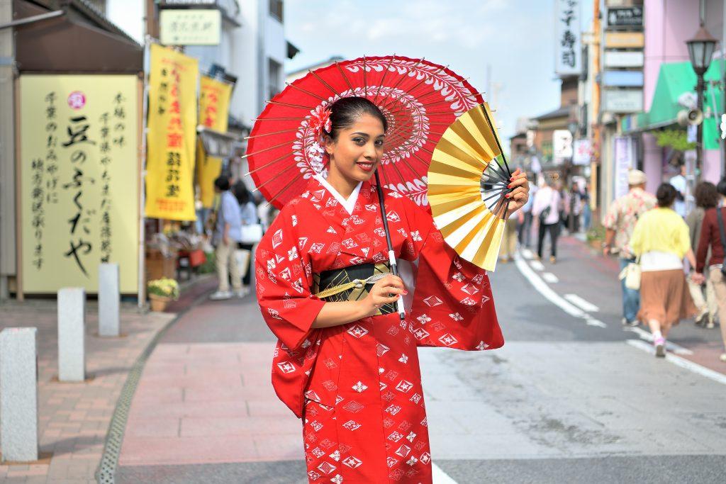 kimono narita0429