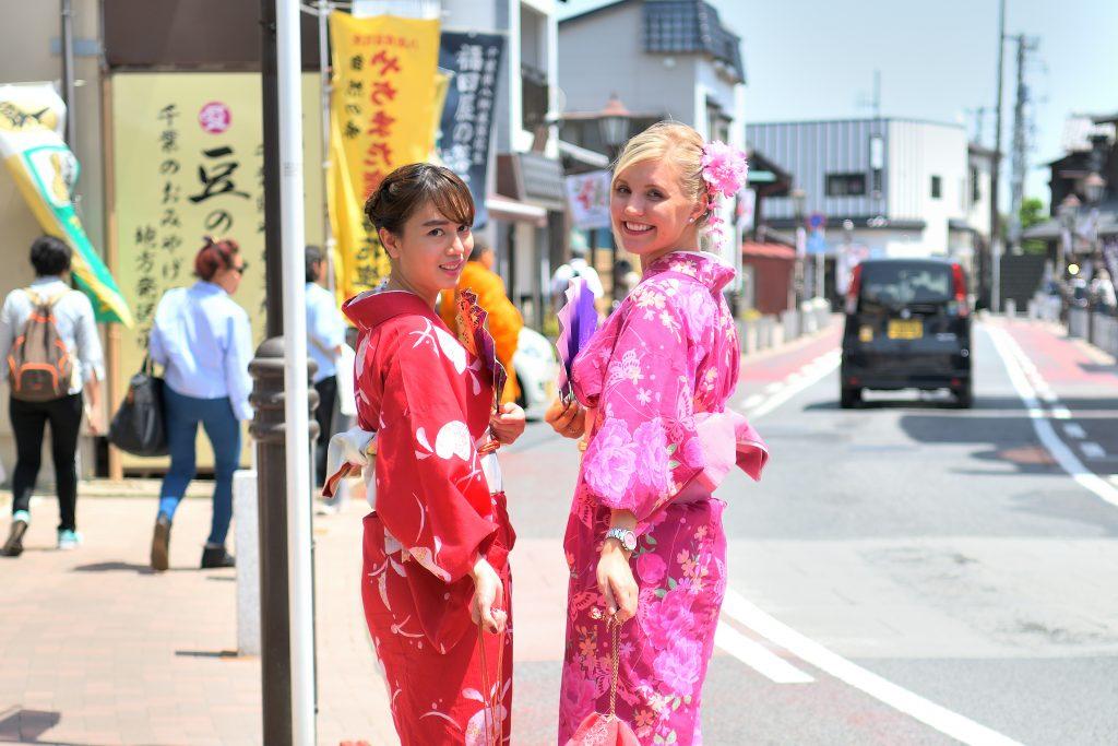 kimono renntal narita