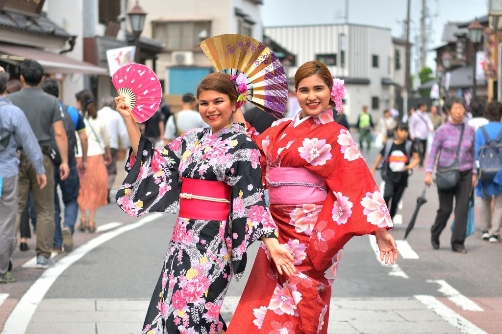 kimono rental narita