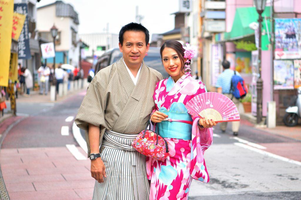 kimono narita