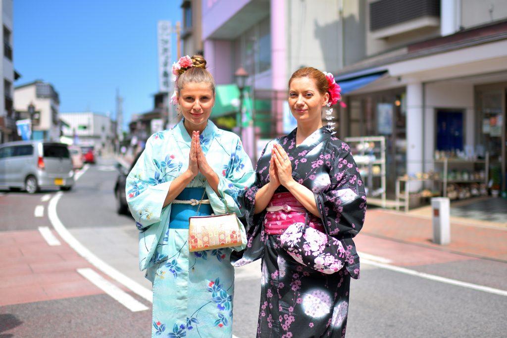 kimono narita japan