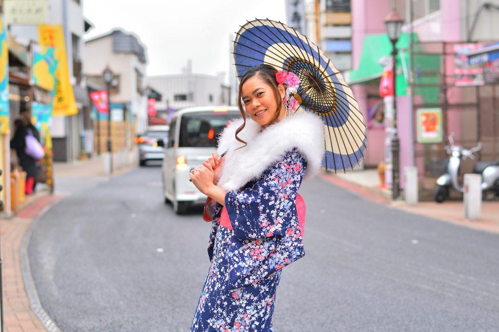 kimono rental narita japan