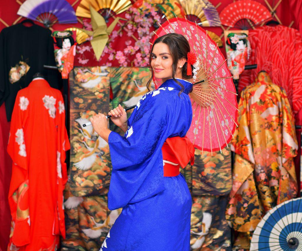 narita kimono experience